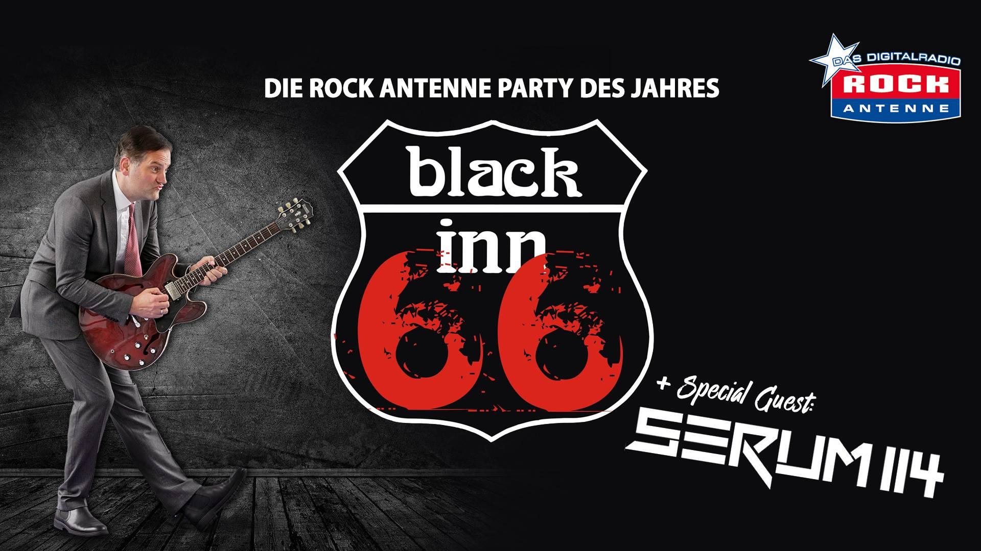 Rock Antenne Party des Jahres, Black Inn Ranstadt