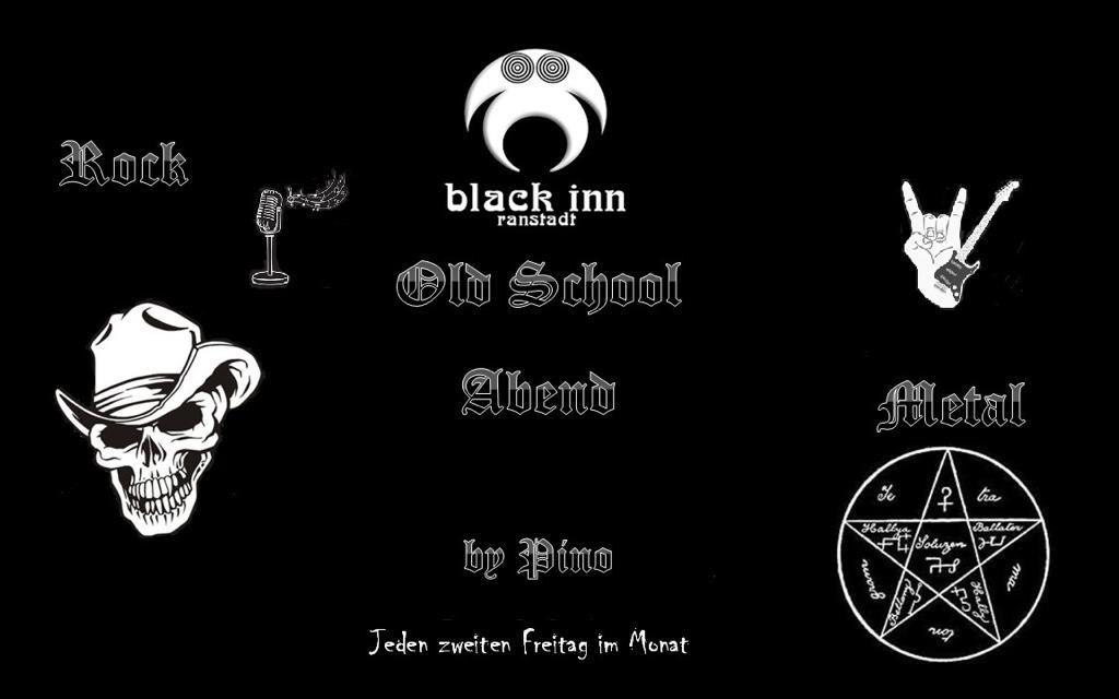 Black Inn Old School Rock & Metal